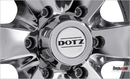 DOTZ Luxor chrome