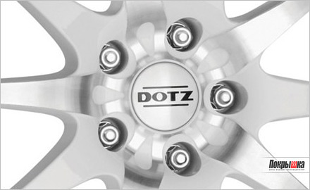 DOTZ Shuriken white edt
