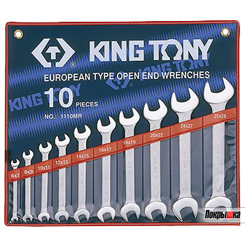 KING TONY 1110MR (10 предметов)