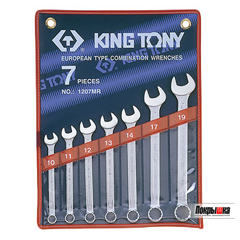 KING TONY 1207MR (7 предметов)