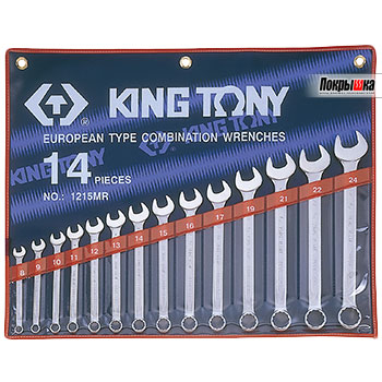 KING TONY 1214MR (14 предметов)