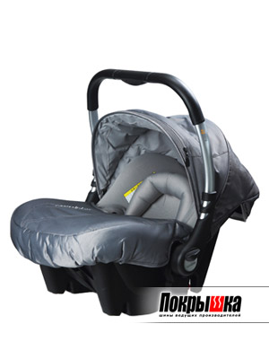 Casualplay BABY 0 + (Grey)