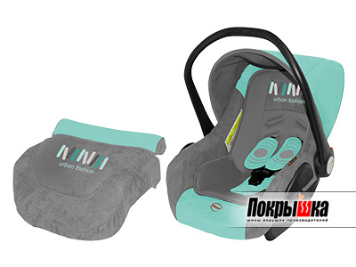 Bertoni (Lorelli) Lifesaver (Grey - Green)