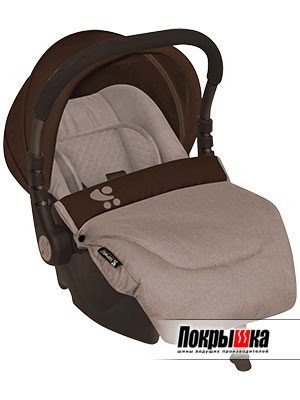 Bertoni (Lorelli) Lotus (Beige-Brown)