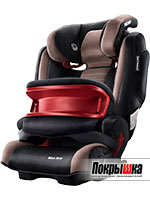 Автокресло RECARO Monza Nova IS Seatfix (Mocca)
