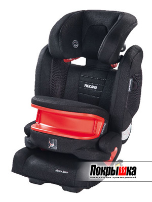 RECARO Monza Nova IS Seatfix (Black)
