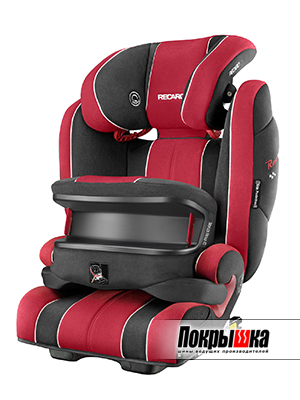 RECARO Monza Nova IS Seatfix (Racing Editions)