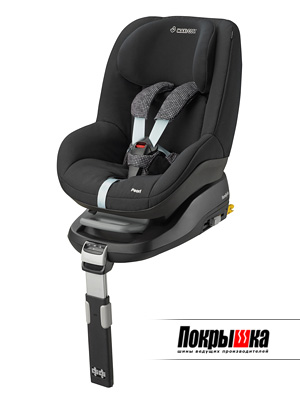 Maxi-Cosi Pearl (Digital Black)