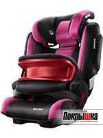 RECARO Monza Nova IS Seatfix (Pink)