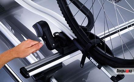 велокрепление на авто для тяжелых велосипедов