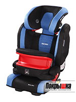 Автокресло RECARO Monza Nova IS Seatfix (Saphir)