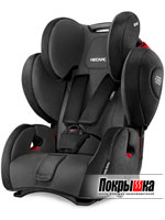 RECARO Young Sport Hero (Black)