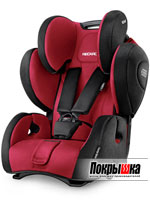 Автокресло RECARO Young Sport Hero (Ruby)