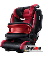 Автокресло RECARO Monza Nova IS Seatfix (Ruby)