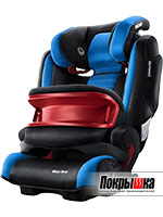 RECARO Monza Nova IS Seatfix (Saphir)