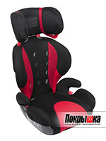 Автокресло Ailebebe Saratto Highback Junior Quattro