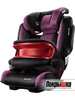 RECARO Monza Nova IS Seatfix (Violet)