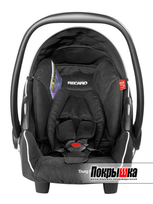 RECARO Young Profi Plus (Black)