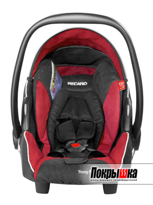 RECARO Young Profi Plus (Cherry)