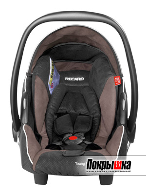 RECARO Young Profi Plus (Mocca)