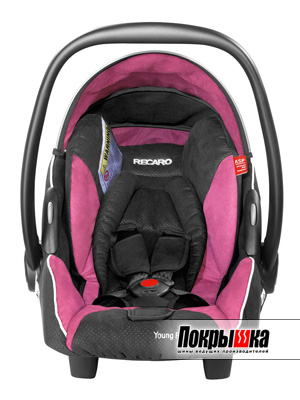 RECARO Young Profi Plus (Pink)
