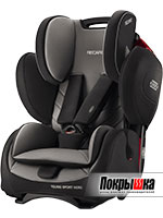 RECARO Young Sport Hero (Carbon Black)