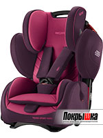 RECARO Young Sport Hero (Power Berry)
