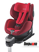 RECARO Zero.1 (Indy Red)