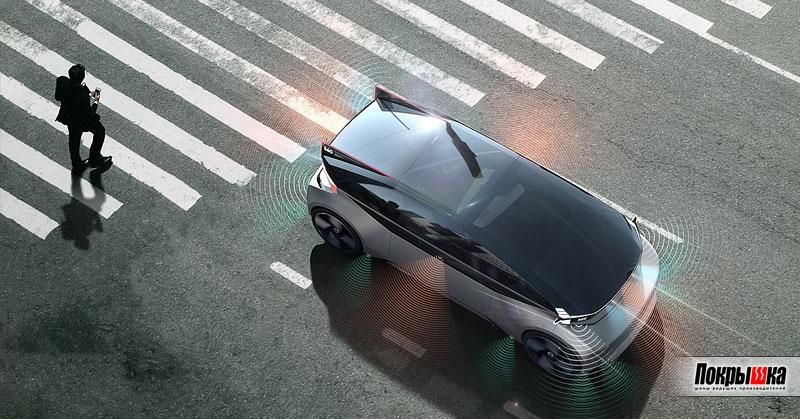 концепт Volvo 360c