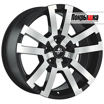 Fondmetal 7700-1 (Black Polished)