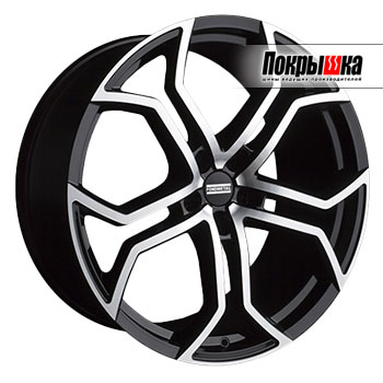 Fondmetal 9XR (Black Polished)