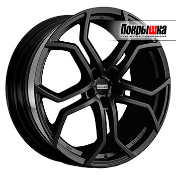 Fondmetal 9XR (Black Matt)