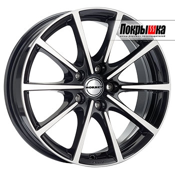 Borbet BL5 (Black Polished)
