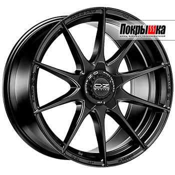 OZ Formula HLT (Matt Black)