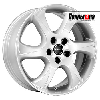 Borbet TC (Brilliant Silver)