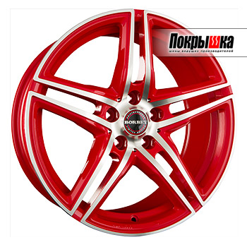 отзывы о диске BORBET XRT (Red Front Polished)