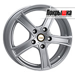 Диски DLW (Deluxe Wheels) OG-1 (Silver)
