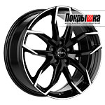 Lucca (Diamond Black Front Polished)