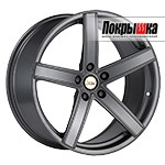 DLW (Deluxe Wheels) UROS (Anthracite Opaco)