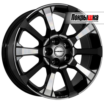 BORBET X10 (Black Polished)