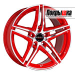 BORBET XRT (Red Front Polished)