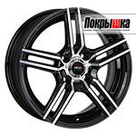 Mega Wheels Y3177 (BKF)