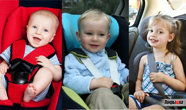 лучшие производители детских автокресел на любой возраст