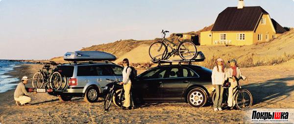 подбор багажника на крышу по автомобилю