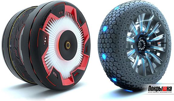 Концептуальные шины Hexonic и Aeroflow