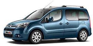 диски  CITROEN  berlingo_ii