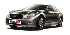 Диски Replica INFINITI M56 Hi-Tech
