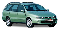 шины FIAT Marea Weekend (185) 1996-2007
