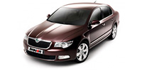шины SKODA Superb II 2008-2013