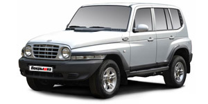 Диски Replica SSANG YONG Tager